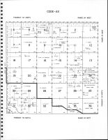 Code AX - Township 34 North, Range 24 West, Keya Paha County 1964
